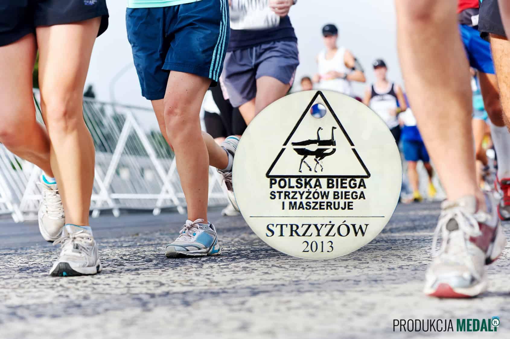 Cała Polska biega z medalami