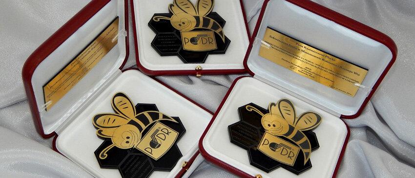 Oryginalne medale dla pracowników, firm