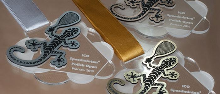 Oryginalne medale sportowe dla dzieci