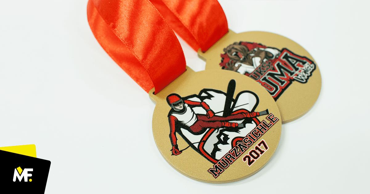 Medale dla sportowców na zamówienie