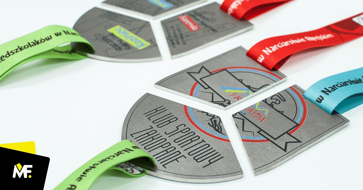 Medale dla sportowców