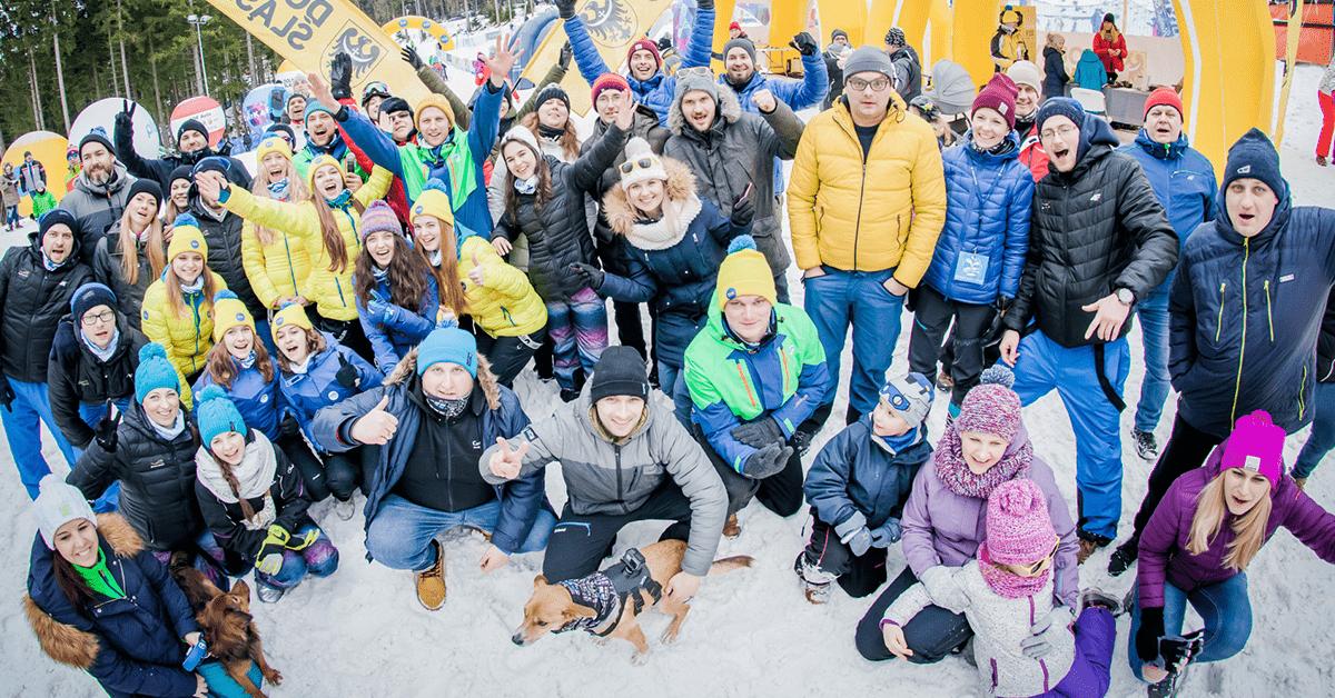 Uczestnicy Projektu Zima 2018 TVN