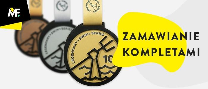Komplety medali, oferta Modern Forms