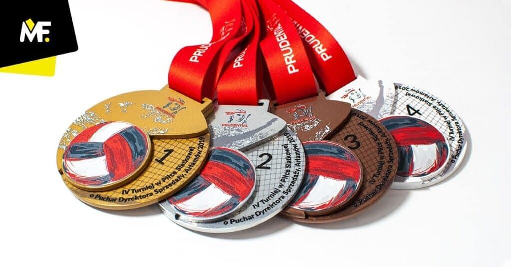 medal nazawody piłka siatkowa