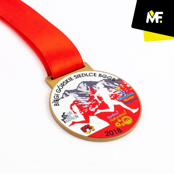 Medal biegowy