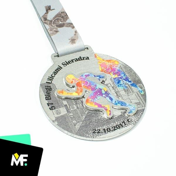 Medal nabiegi miejskie
