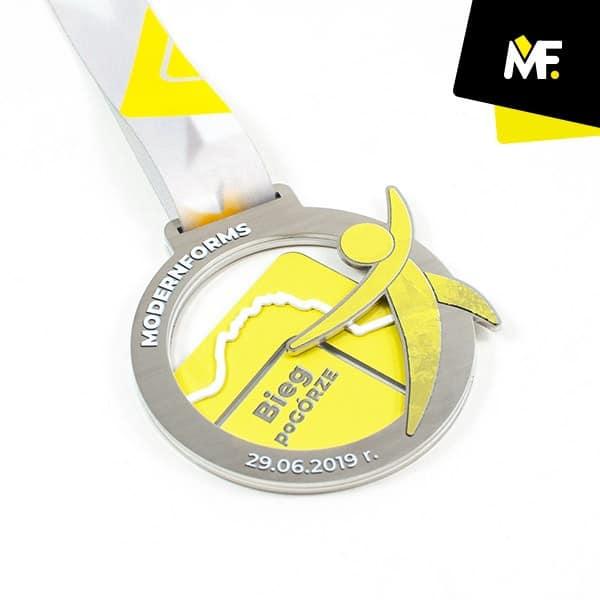 Medal Bieg PoGórze 2019
