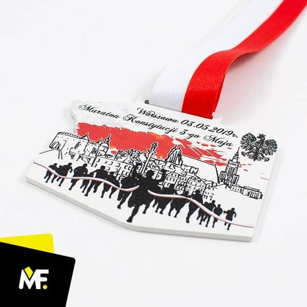 Maraton Konstytucji 3 Maja Warszawa 2019
