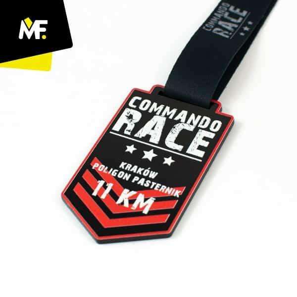 Medal Commando Race