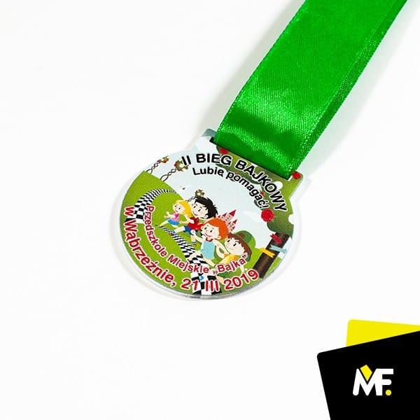 Medale nabiegi dladzieci