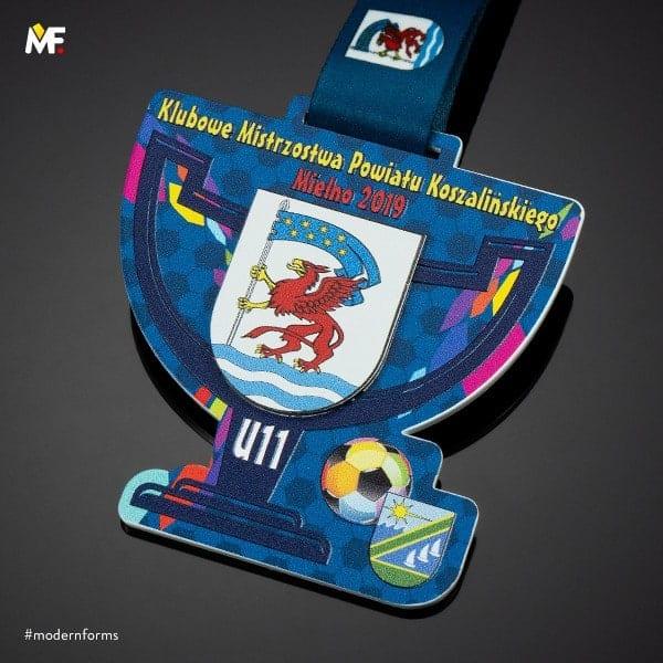medale dlaklubów piłkarskich