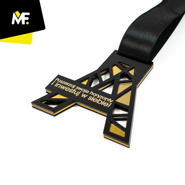 Medal firmowy awans