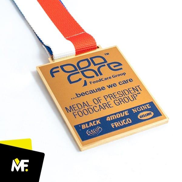 Medal biznesowy Food Care