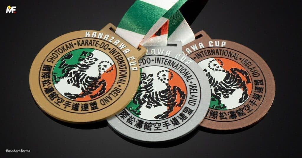 medale karate