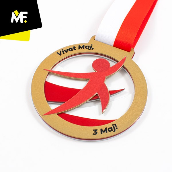 Medal 3 Maja, produkcja Modern Forms