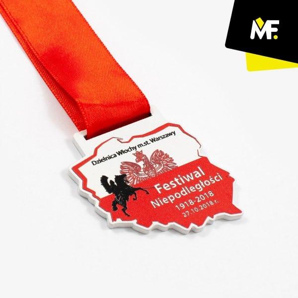 Medal Festiwal Niepodległości