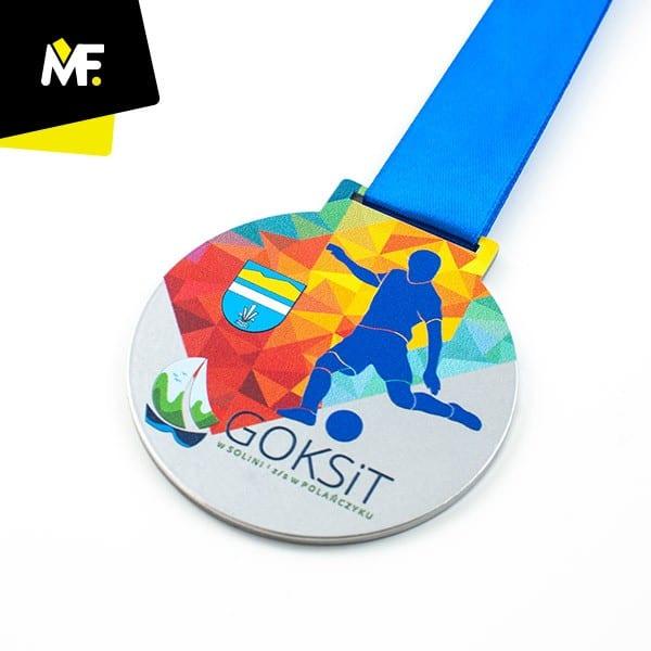 Medal piłkarski Polańczyk