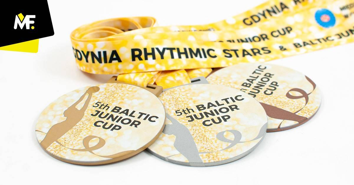 Medale Baltic Junior Cup
