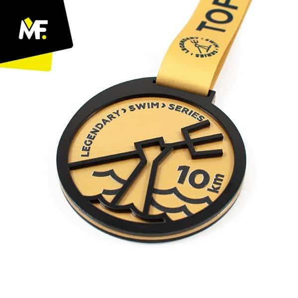 Medal Legendary Swim Series