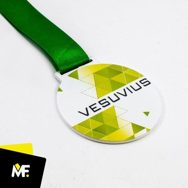Medal pamiątkowy VESUVIUS