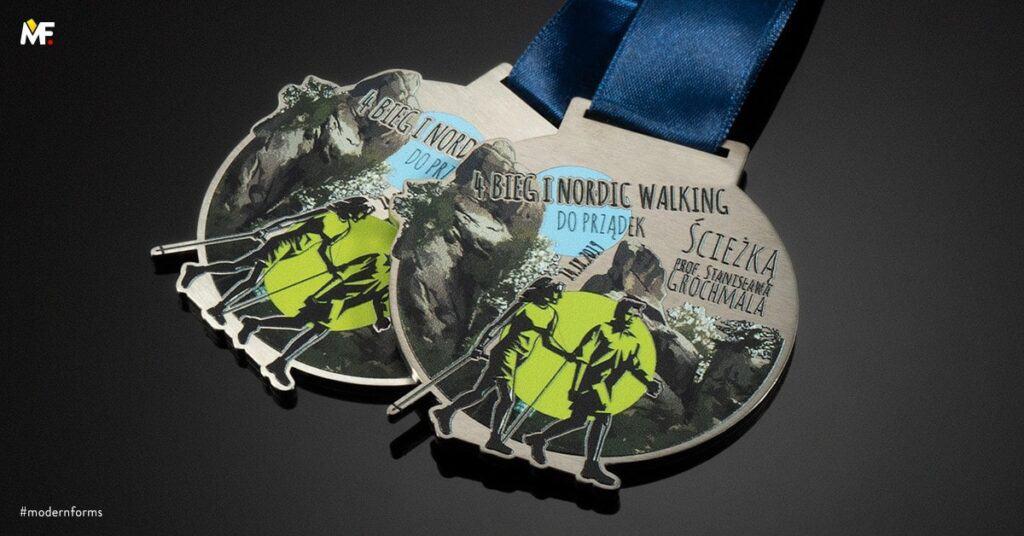 medale nazawody biegowe nordic walking
