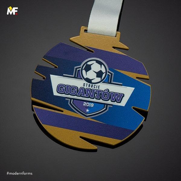złote medale piłkarskie