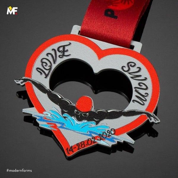 medale sporty wodne nazamówienie