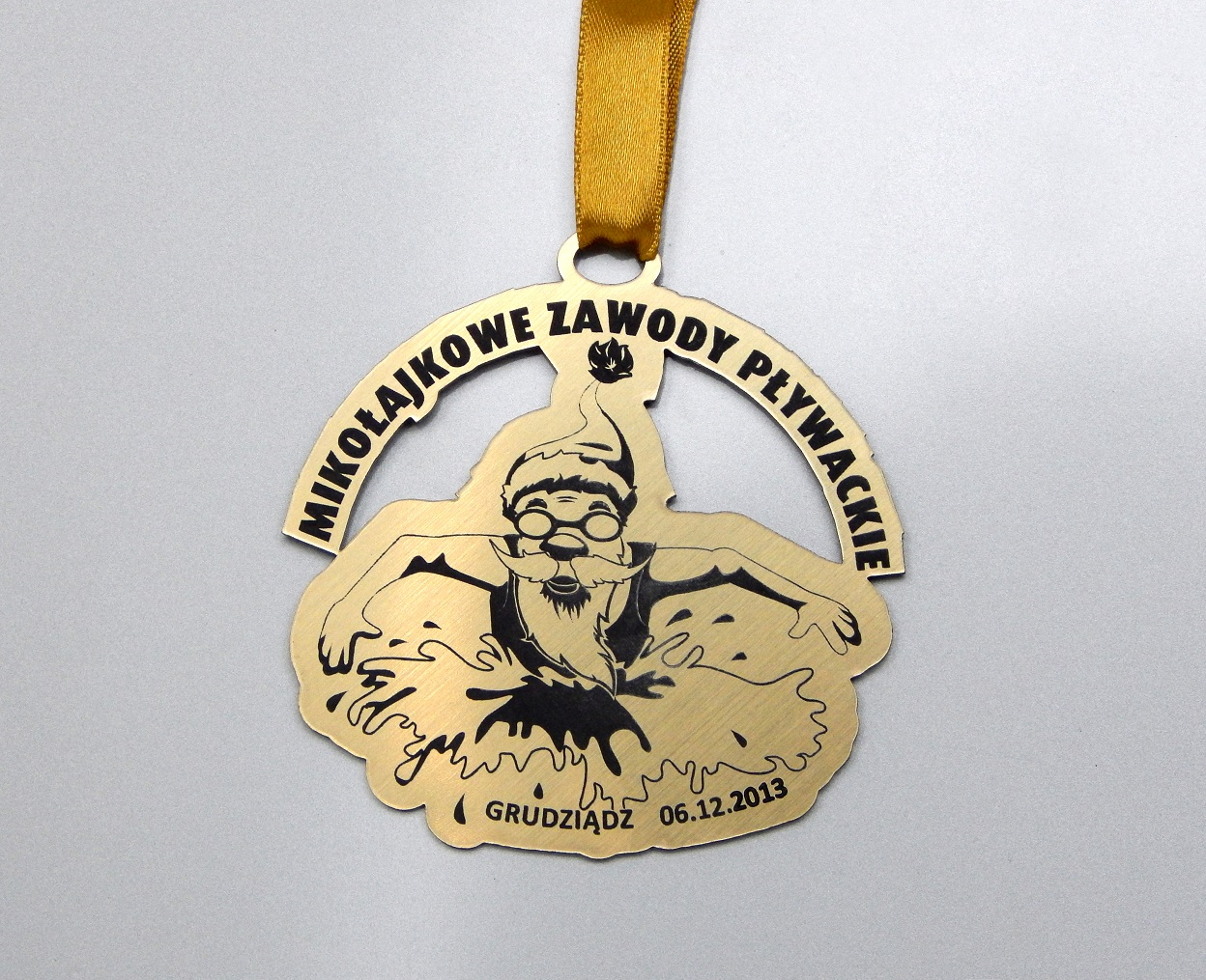 Medal sportowy dladzieci